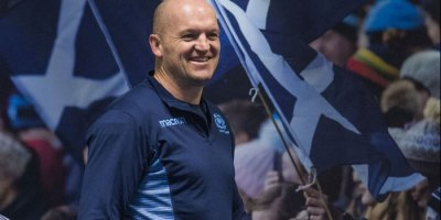 Gregor Townsend has named his World Cup training squad
