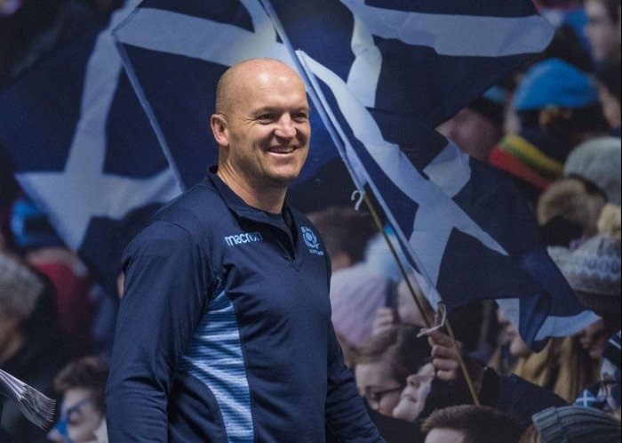 Gregor Townsend has named seven uncapped players in his 2019 Six Nations squad