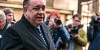 Alex Salmond Ed sheriff court