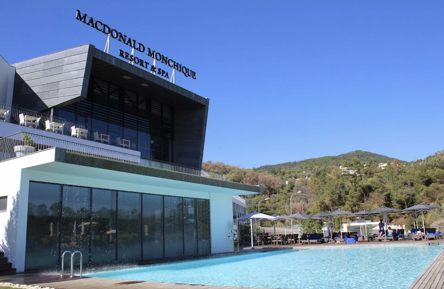 Macdonald Monchique hotel