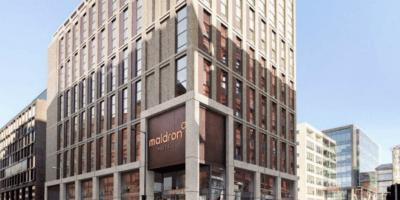 Maldron hotel Glasgow