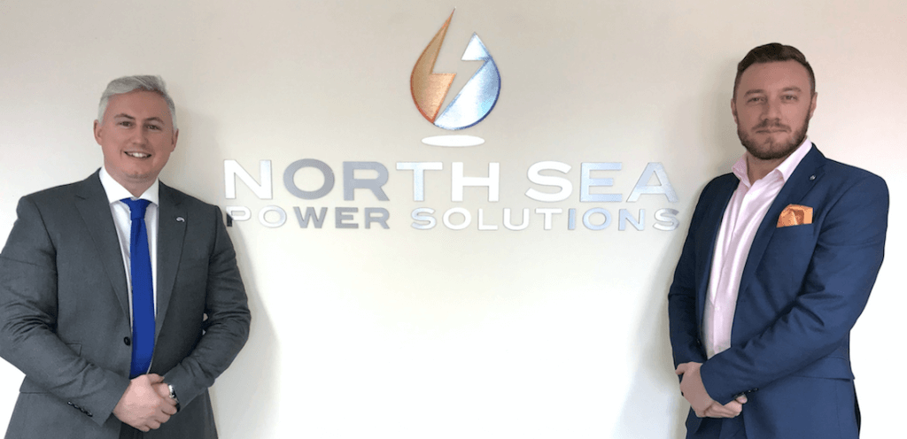 North Sea Power Solution