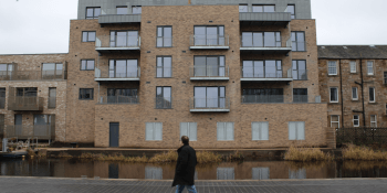 Oberlander flats - walk