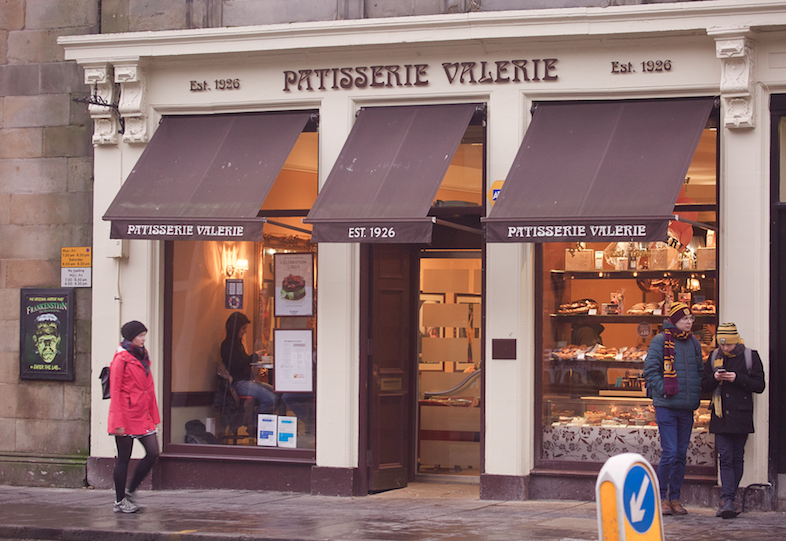 Patisserie Valerie Edinburgh