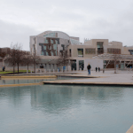 Scottish Parliament Holyrood