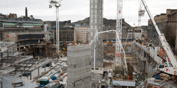St James development Edinburgh