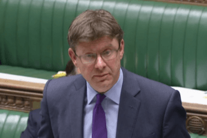 Greg Clark Commons Nissan debate