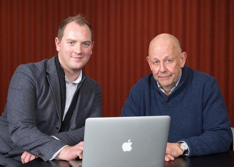 Ian Kerr and David Fletcher
