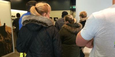 RBS queue