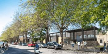 Raeburn Place development