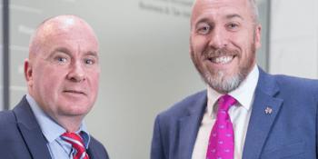 Ross McLauchlan and Donald McKinnnon
