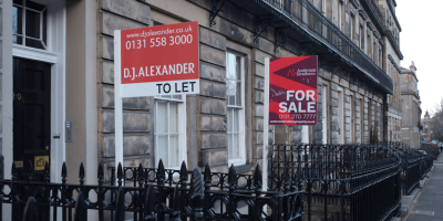 Scottish rent and homes for sale