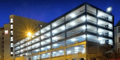 Shiprow car park