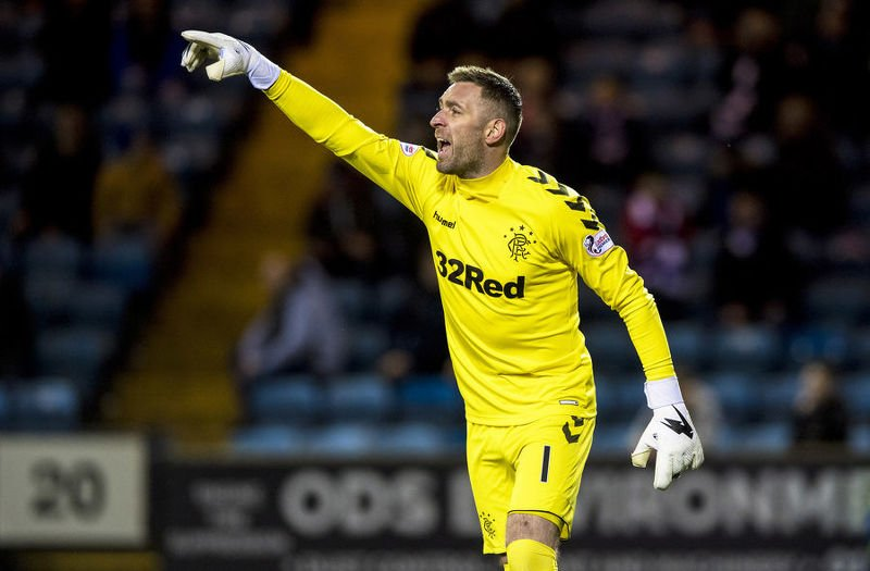 Allan McGregor has retired from international football
