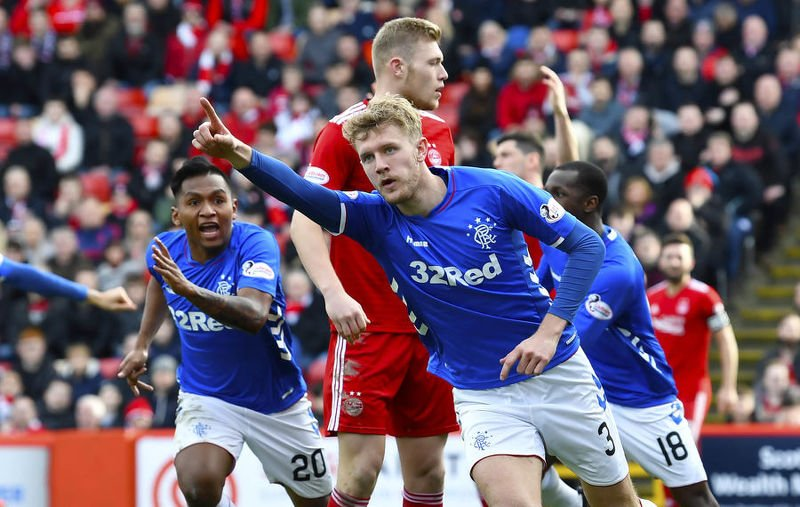 Rangers' Joe Worrall