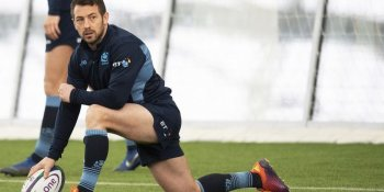 Greig Laidlaw, dropped for Wales game
