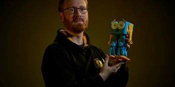 Converge alumni Alexander Enoch founded Robotical and won