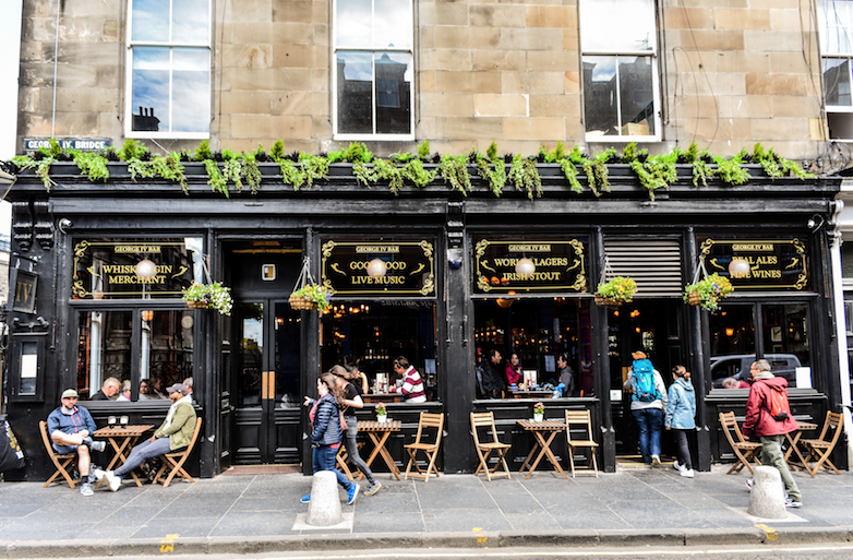 George IV pub