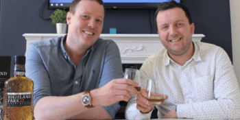 Mike Scott (MD) and Daniel Rae (Strategy Director) of Hydrogen.