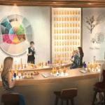 Jonnnie Walker bar