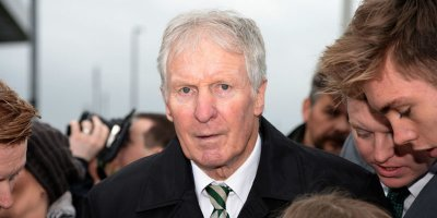 Celtic legend Billy McNeill