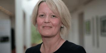 Alison Rose at Gogarburn AGM