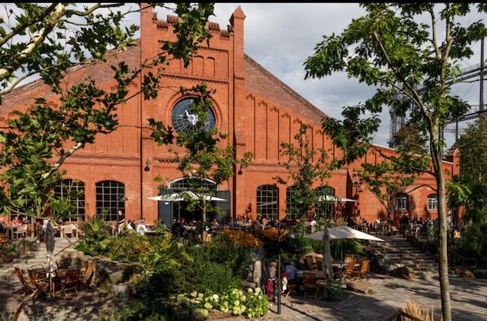 BrewDog's new Berlin brewery