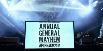 Brewdog AGM annual general mayhem