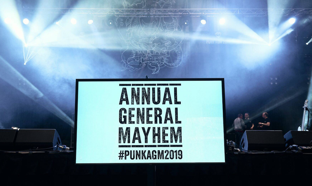 Brewdog AGM annual general mayhem