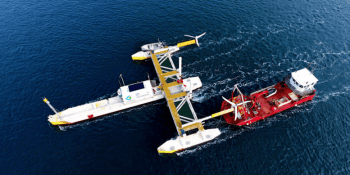 Sustainable Marine Energy PLAT-l device