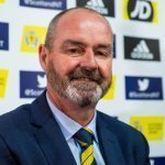 Steve Clarke has named five uncapped players in his first Scotland squad