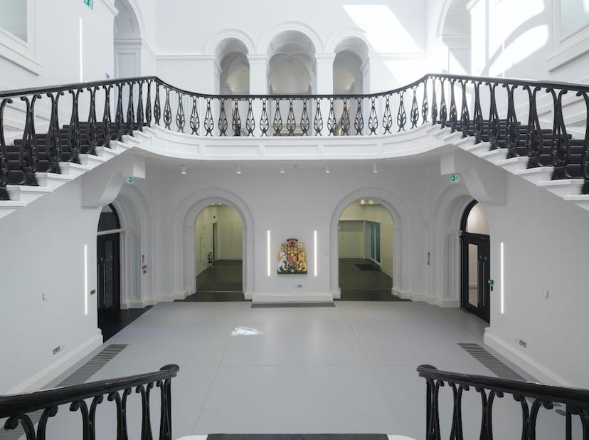 Custom House interior Greenock
