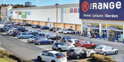 East Kilbride Retail Park
