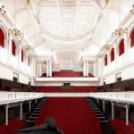 Paisley Town Hall plan