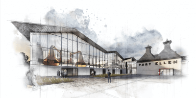 Port Ellen distillery plans