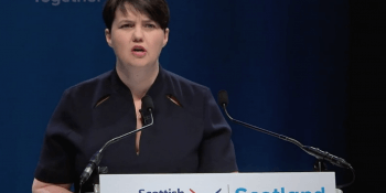 Ruth Davidson at Aberdeen