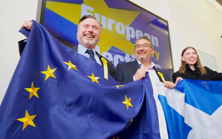 SNP MEPs