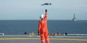 Sky-Futures drone