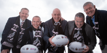 ayr rugby and UWS
