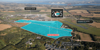 Edinburgh 205 airport plan