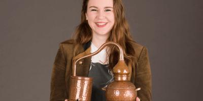 Helen Stewart of Badvo distillery