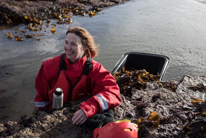 Fiona Houston, Mara Seaweed