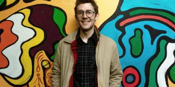 Nathan Bower-Bir of Edinburgh Student Housing Co-Op