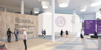 New BT offices