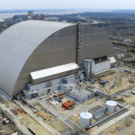 New Safe Confinement area
