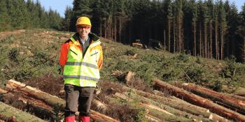 Ralland Browne Scottish Woodlands