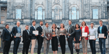 University award winners