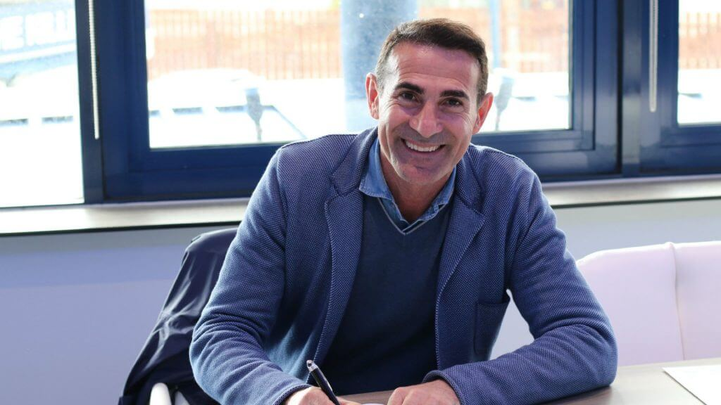 Angelo Alessio, new Kilmarnock manager