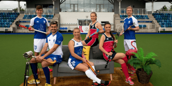 Scotland hockey players