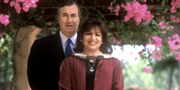 John & Kiran Shaw